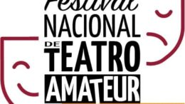 "Cartel del I Festival Nacional de Teatro Amateur ""Villa de Arganda del Rey"""