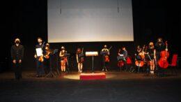 Galas de fin de curso de la Escuela Municipal de Música y Danza de Arganda