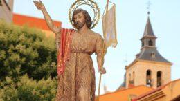 Patrón de Arganda del rey San Juan Bautista