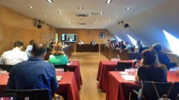 Sesión Ordinaria del Pleno Municipal de Arganda correspondiente al mes de junio